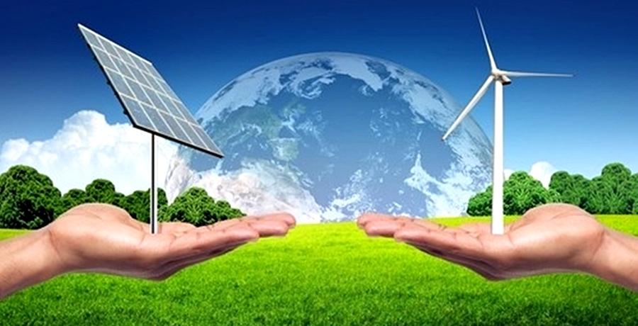 DÜNYA ENERJİ İHTİYACINI YÜZDE 100 YENİLENEBİLİR ENERJİDEN KARŞILAYABİLİR