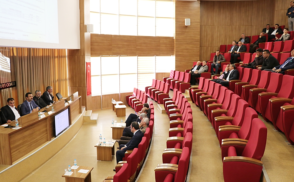 ŞUTSO 2018 MART AYI MECLİS TOPLANTISI YAPILDI